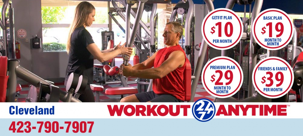 Workout Anytime Cleveland Coupon