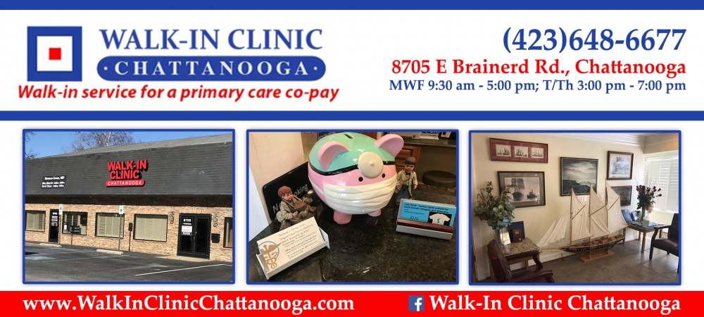 Walk In Clinic Chattanooga Coupon
